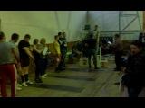Соревнования по тяж. атлетике.